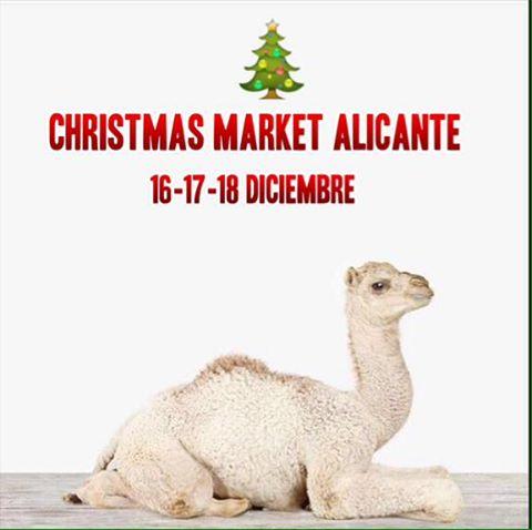 Market Navideño en Alicante