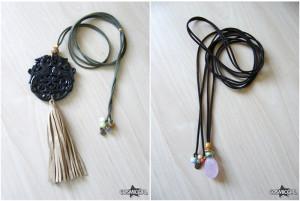 accesorios para el cuello