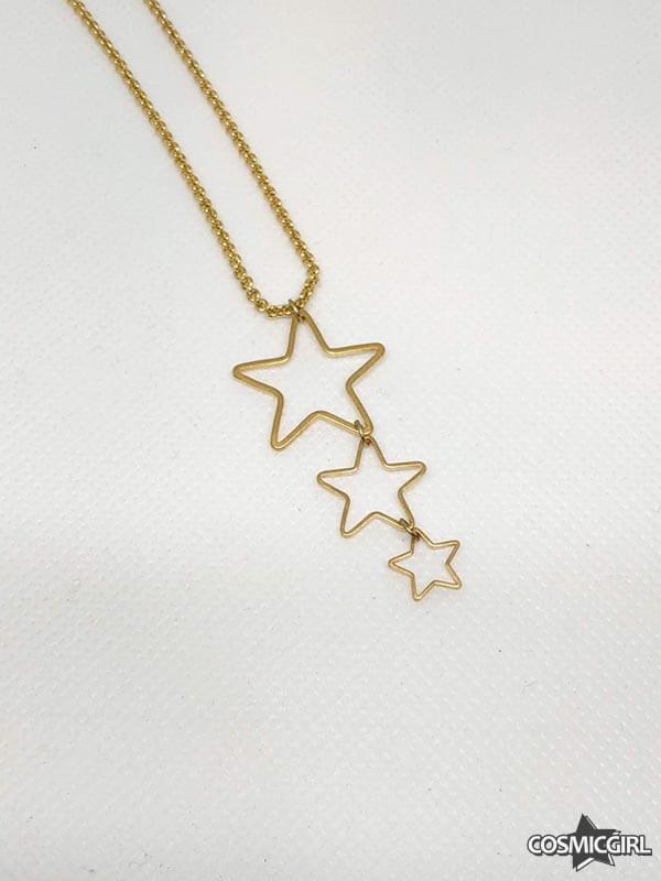Colgante Estrellas bisutería artesanal