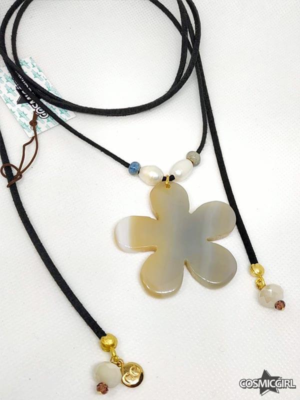 Collar Flomin bisutería artesanal